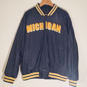 Vintage Michigan coat